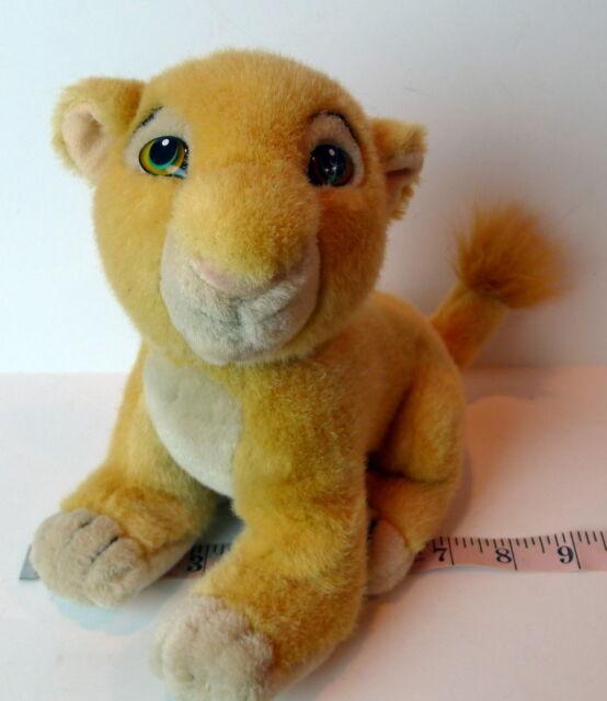 Simba Lion Cub plush toy