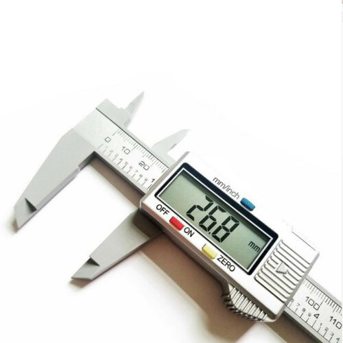 Digitaler Messschieber für hohe Beanspruchung Elektronischer LCD