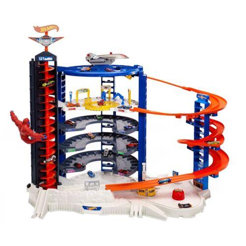 Hot Wheels Super Megacity Garage Parcheggio Parhaus Ultimate Garage Von Matell