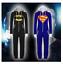 2019 hot new men/'s and women/'s unisex superman Batman hooded dress cool warm$