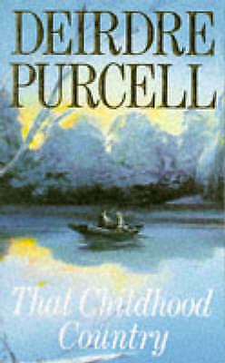 1 of 1 - That Childhood Country, Purcell, Deirdre, Very Good Book