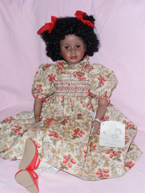 Künstlerpuppe Puppe Doll  ROCHELLE   Pauline Bjonness-Jacobsen