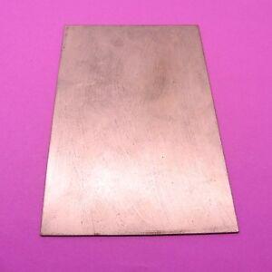 Fiberglass Copper Clad PCB Circuit Board Foil Plate FR4