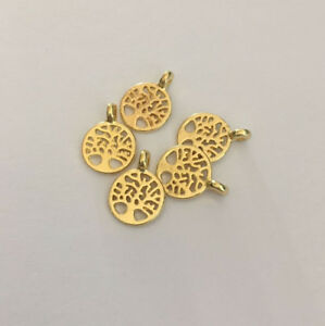 Wholesale-10-20-50Pcs-Hope-Tree-Alloy-Charms-Pendent-Beads-For-Jewelry-Making