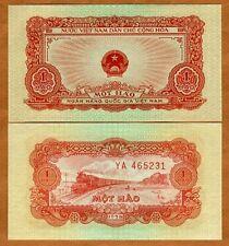Vietnam, 1 Hao, 1958, Pick 68, UNC > Train