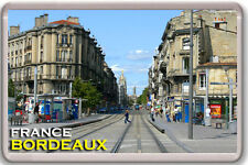 BORDEAUX FRANCE FRIDGE MAGNET SOUVENIR MOD1 IMAN NEVERA