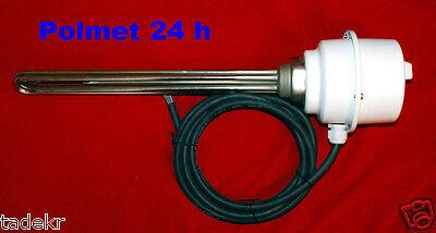 Heizstab 3x1000W mit Thermostat 6//4 Zollgewinde Heizpatrone,Elektroheizelement