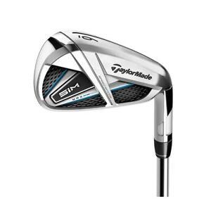 TaylorMade-Golf-SIM-MAX-Irons-5-SW-Regular-Graphite-Shafts