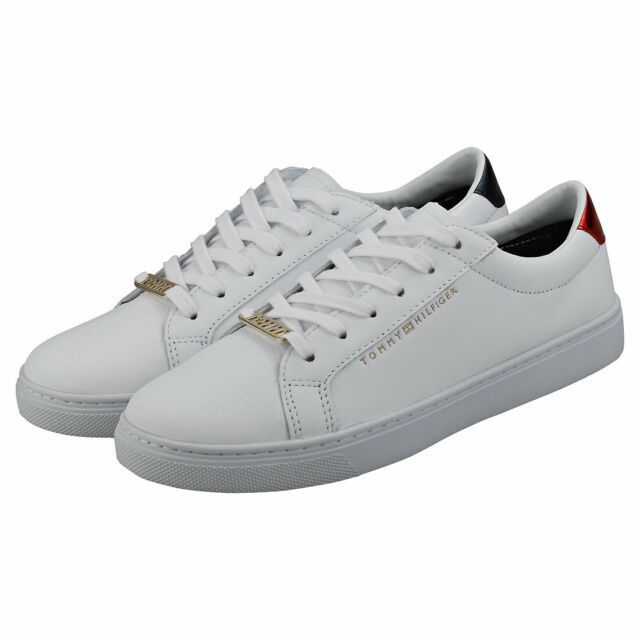 Tommy Hilfiger Essential Mid-Top Trainers Zapatillas Deportivas para Mujer