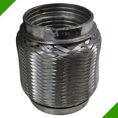 90x320 Ø 90*320mm Flexrohr Flexstück Flexibles Auspuff Rohr für Abgasanlage