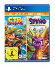 Artikelbild Spyro Trilogy & Crash Team Racing Nitro Fueled Bundle PS4 NEU OVP