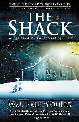1 of 1 - The Shack by William P. Young (Paperback, 2007) Good Cond. Oz Seller