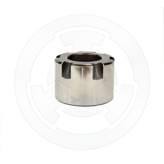 3 pcs ER20 M24 X 1.0 Collet Nut For CNC MILLING LATHE TOOL Collet Chuck ER 20