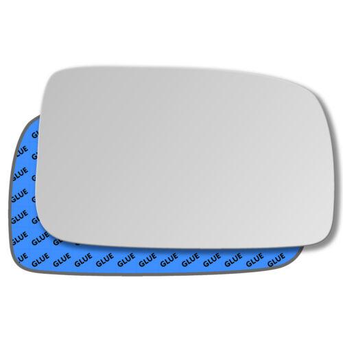 Droit Côté Passager Miroir De Verre Rétroviseur Extérieur Pour Toyota Avensis 2003-2006