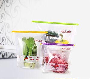 AnyLock-Kitchen-Food-Storage-Seal-Stick-Rod-Zip-Lock-Gripstic-Hermetically-NEW