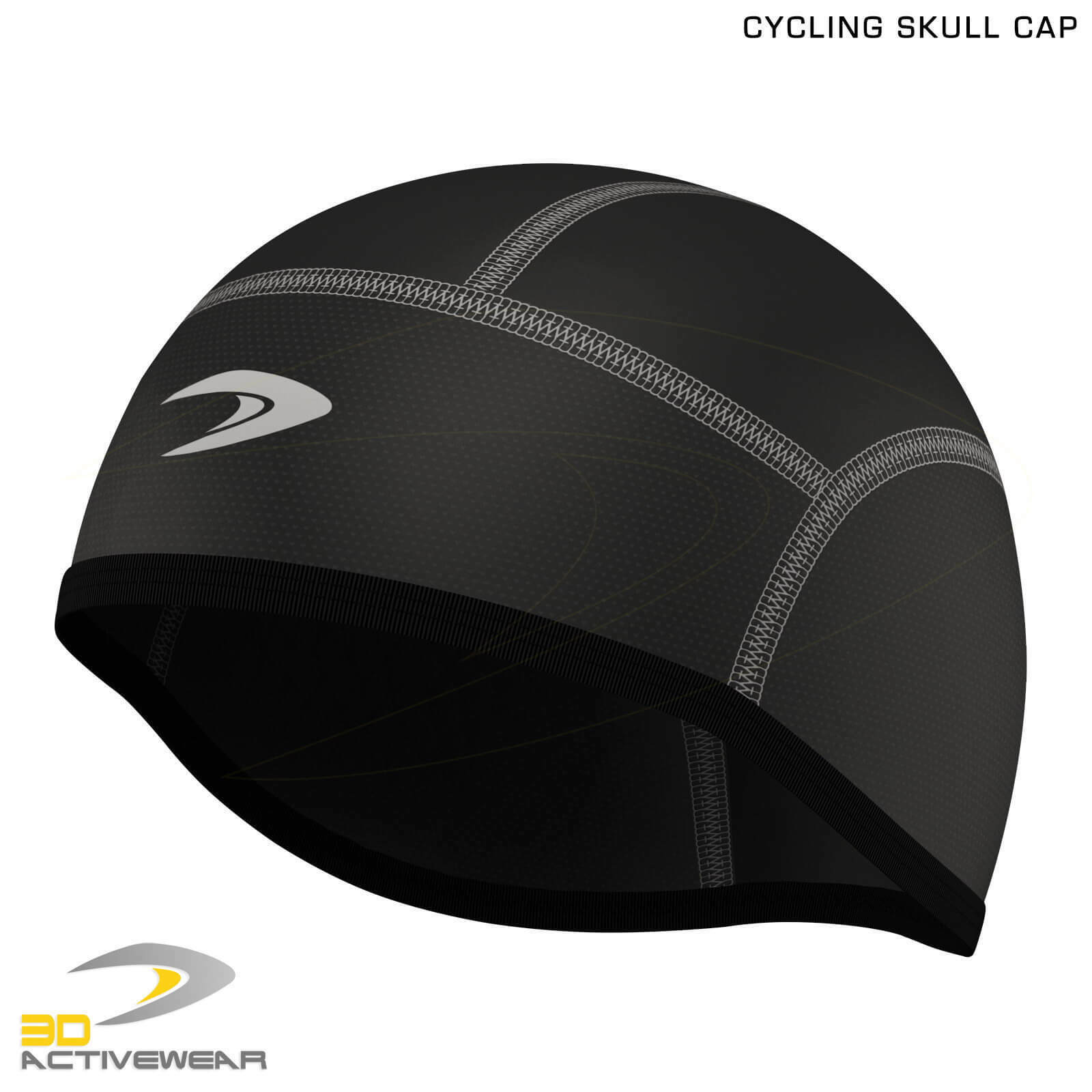 75e36b2aa Details about Skull Cap Thermal Cycling Beanie Running Helmet Liner Outdoor  Hats Warmer