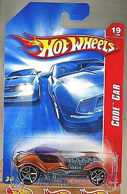 HOT WHEELS 2007 CODE CAR DIESELBOY #19//24 FACTORY SEALED