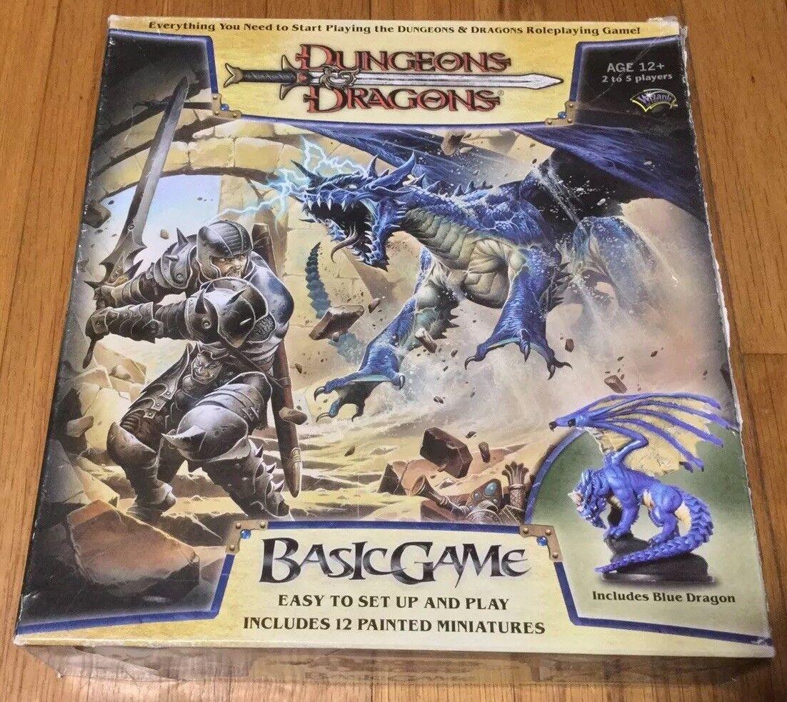 2004 Dungeons & Dragons Basic Game