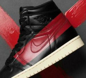 wholesale dealer 268b0 c2053 Image is loading AIR-JORDAN-1-HIGH-OG-DEFIANT-034-COUTURE-