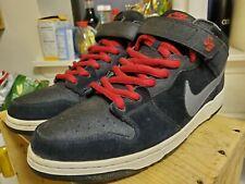 wholesale dealer 5d070 d6421 Nike Dunk Mid Pro SB Halloween 314383-022 Mens Size 9.5 ...