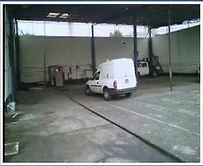 RENTA NAVE INDUSTRIAL DE 3200 M2 EN ANDRES MOLINA ENRIQUEZ IZTAPALAPA