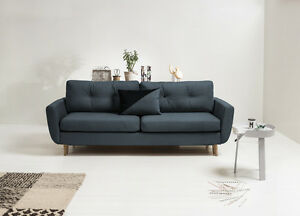 Image Is Loading New 3 Three Seater Sofa Bed With Storage