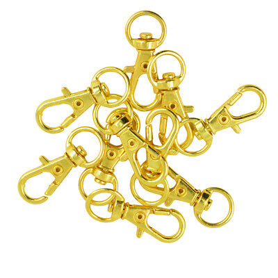 12x Clasp /& Clip Sets Lobster Clasp Extender Chain Necklace DIY Craft 6*16mm