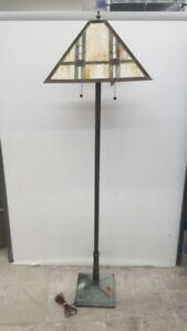 Paul-Sahlin-Tiffany-Style-Stained-Glass-Floor-Lamp-60-034-Tall-VTG
