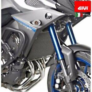 GIVI-PR2132-Gitter-Schutz-Heizkoerper-Geformt-aus-Edelstahl-Schwarz