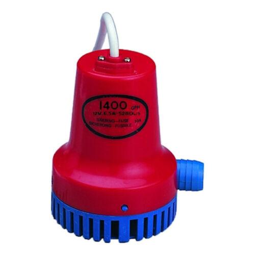 Bilge Pump 600 GPH or 1400GPH
