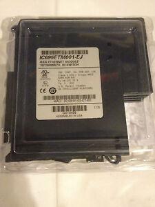 GE FANUC RX3i Ethernet Module IC695ETM001-EJ