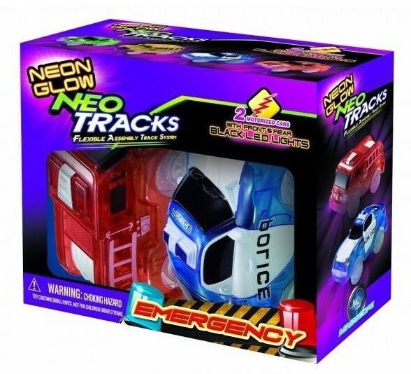 Mindscope Neo Tracks Additional Car Pack Set of 2 Replacement Cars Twister Track