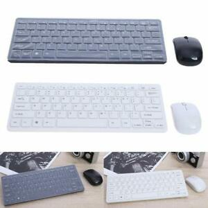 Wireless-Keyboard-And-Mouse-Set-Bluetoot-Receiver-2-4G-For-Mac-Apple-PC-Computer