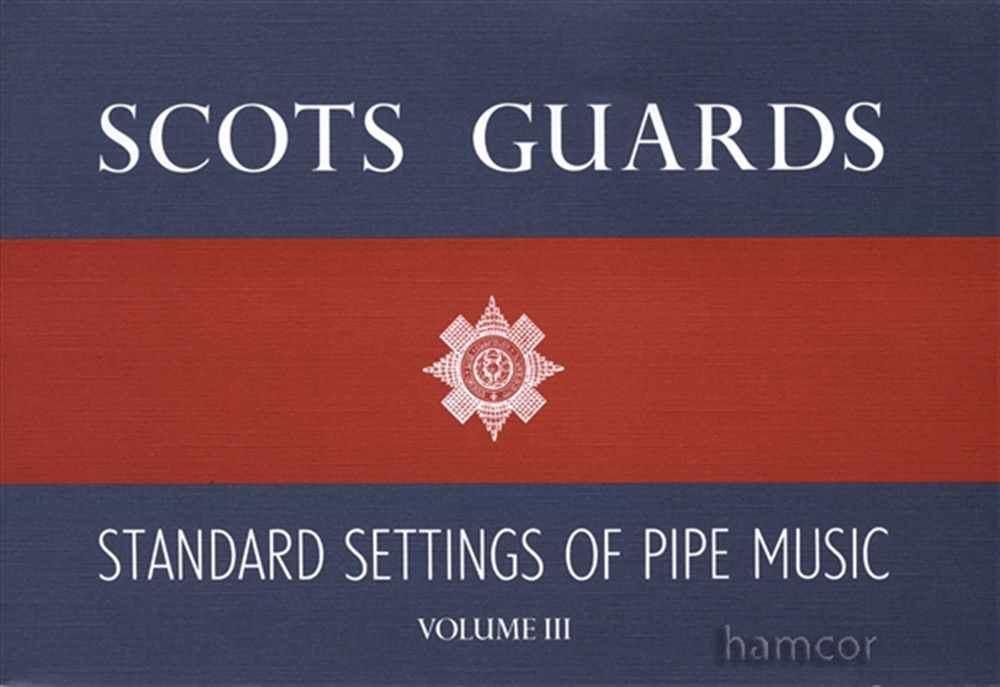 Guardias de la configuración configuración configuración estándar de tubería escoceses música volumen 3 libro Gaita Partituras  Las ventas en línea ahorran un 70%.
