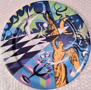 ANGELO-BOPLA-Porzellan-green-Label-Stempel-grosser-Essteller-27cm-Dinner-Plate