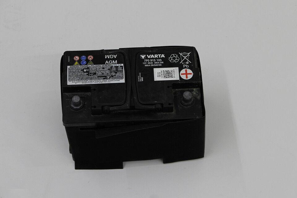 Original VW Audi Seat Skoda Batterie Varta AGM 12V 68AH 380A 7P0915105 2016