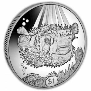 Porc-épic Poisson 2019 Universel Cupro Nickel Coin-afficher Le Titre D'origine E5txwidg-07233541-975697374