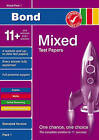 Bond 11+ Test Papers Mixed Pack 1 Standard by Alison Primrose, Frances Down, Sarah Lindsay, Andrew Baines (Paperback, 2007)