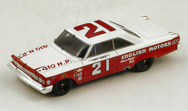 vieni a scegliere il tuo stile sportivo FORD Galaxy    21 Winner Daytona 1963 T. Lund 1 43 modello s3600 SPARK modello  merce di alta qualità e servizio conveniente e onesto