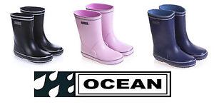 Ocean-Rainwear-Filles-et-Garcons-Bebe-Caoutchouc-Naturel-Bottes-en-Caoutchouc