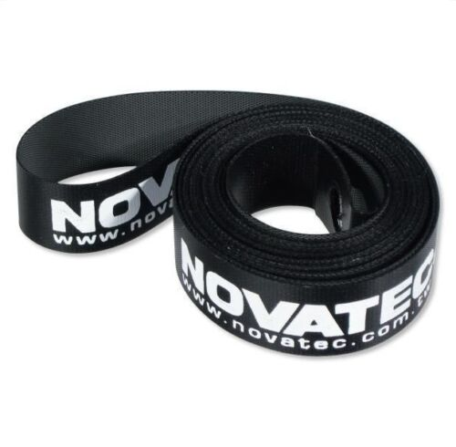 """NOVATEC Bicycle Rim Strip Tape 28/"""" 700C 16-20mm wide Tube Protection"""