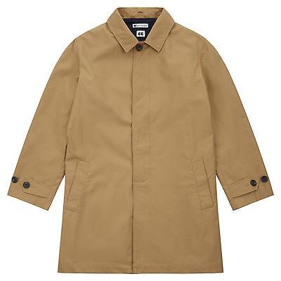 Community Clothing Khaki Men's Raincoat
