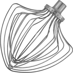 Kitchenaid 11 Wire Whip Attachment Whisk Beater Mixing Stand Mixer