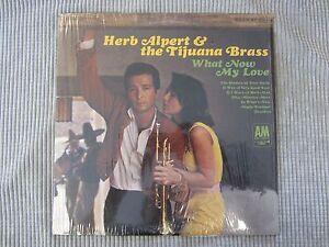 HERB-ALPERT-amp-THE-TIJUANA-BRASS-WHAT-NOW-MY-LOVE-VINYL-RECORD-LP-TRUMPET