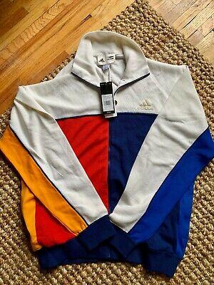 Adidas Pharrell Williams Men NY Jacket LTD BR8972 Medium   eBay