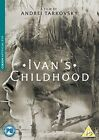 Ivan's Childhood 5021866789309 With Nikolai Grinko DVD Region 2