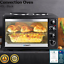 thumbnail 2 - 45L Convention Oven Bench Top Multi Ventilation Hotplates Countertop Baking New