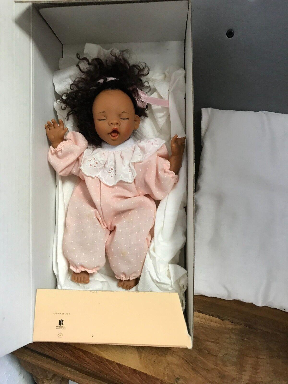 Gaby Jaques vinile bambola 18,5 cm. MATTONCINI CON IMBALLO ORIGINALE. OTTIMO stato