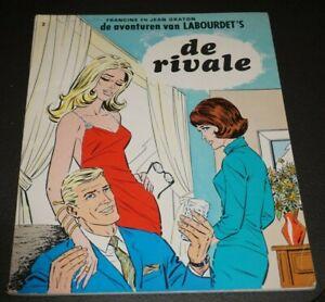 De-Labourdets-Nr-2-De-rivale-1ste-druk-1970