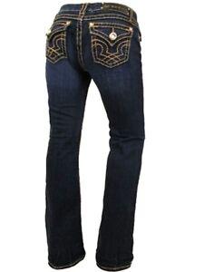 9047d2c09fe42 LA Idol Women Plus Bootcut Jeans Brown Bold Stitching Stretch in ...